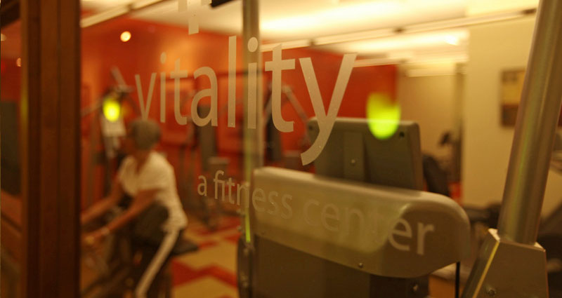 Vitality Fitness Center - The Watermark at 3030 Park