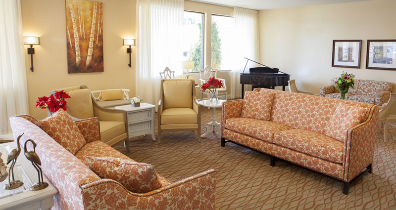 Sitting Room - The Watermark at Rosewood Gardens