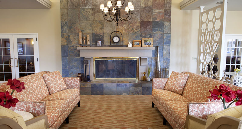 Lobby - The Watermark at Rosewood Gardens