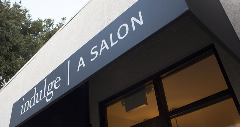 Indulge, A Salon - The Watermark at Rosewood Gardens