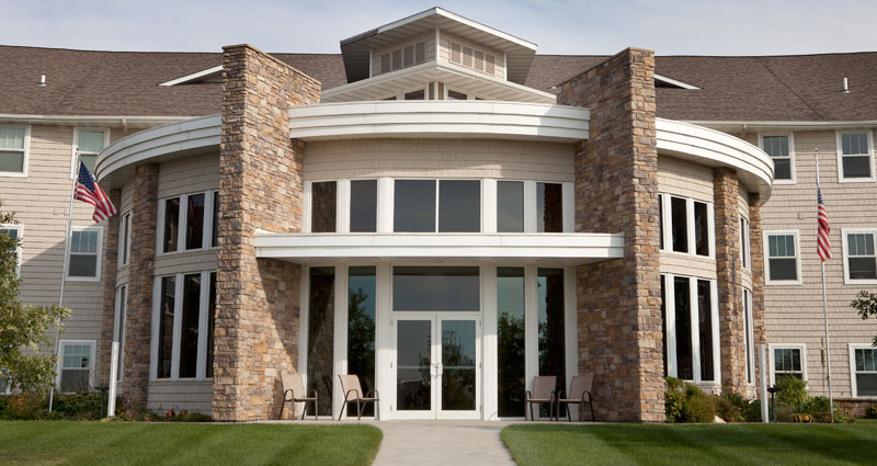 Entrance - The Village at Legacy Pointe