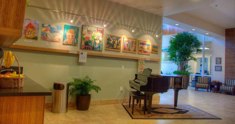 Lobby – Bayside Park