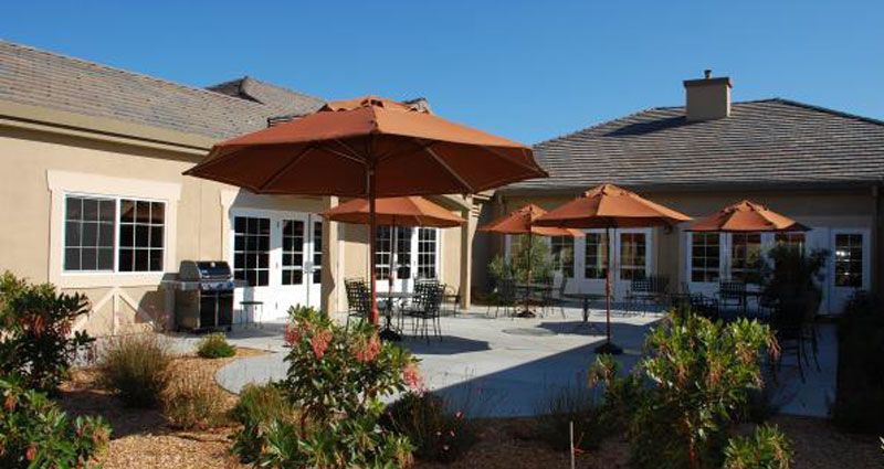 Patio – The Cottages of Carmel