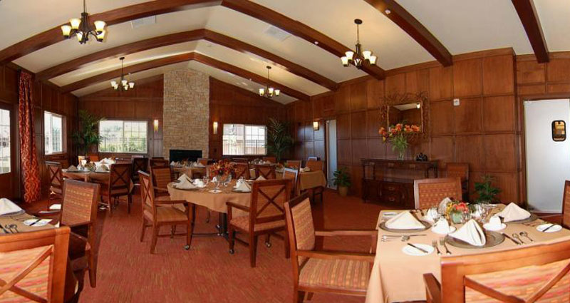 Dining Room – The Cottages of Carmel